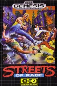 Streets of Rage iPhone Desktop Wallpaper