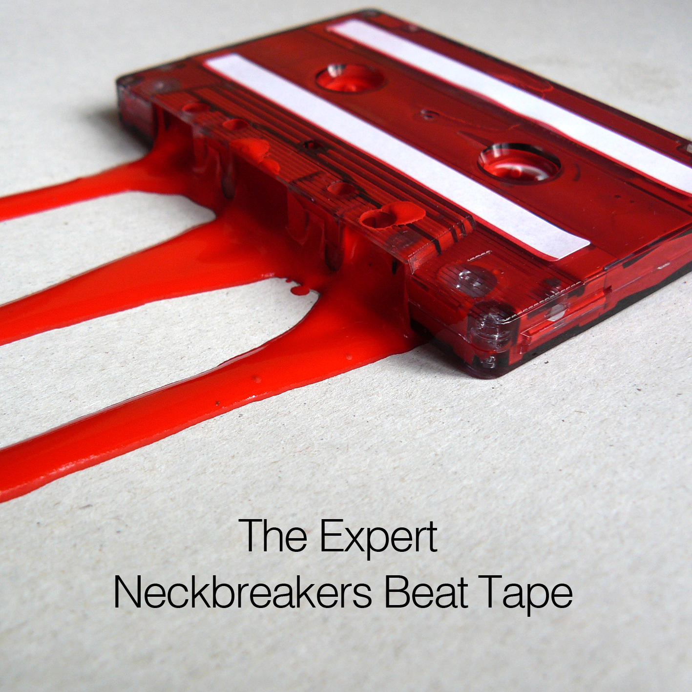 The Expert - Neckbreakers beat tape (Rhythm22)