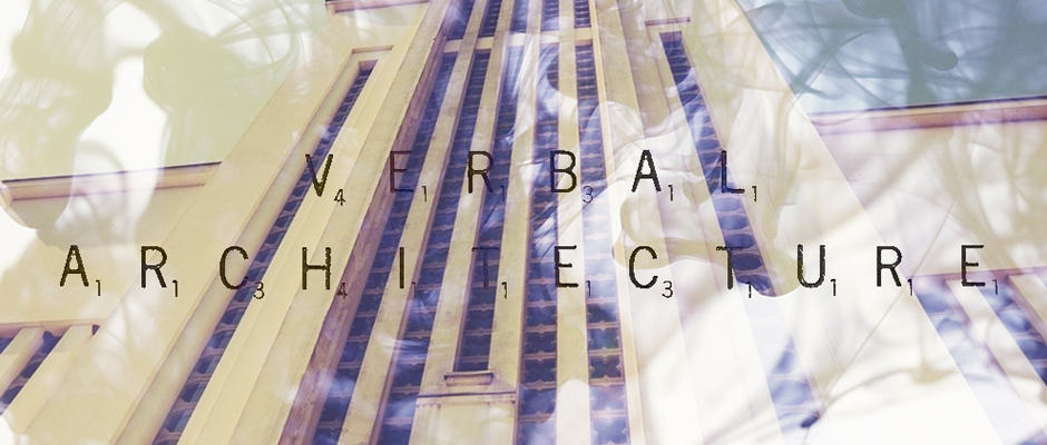Pragmatic Theory Presents - Verbal Architecture
