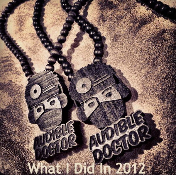 Audible-Doctor-What-I-Did-In-2012-Mix (rhythm22 picture archives)