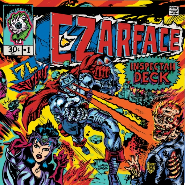 CZARFACE-Inspectah-Deck-7L-Esoteric-feat-Action-Bronson-Its-Raw (rhythm22 picture archives)