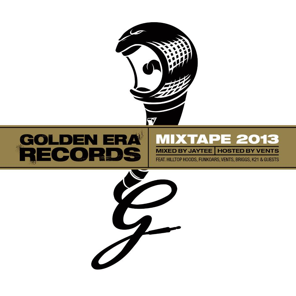Golden Era Records Mixtape 2013 (rhythm22 picture archives)