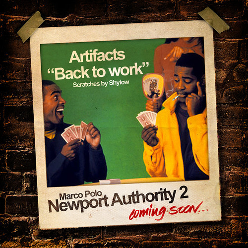 Artifacts - Back to Work (rhythm22 picture archives)