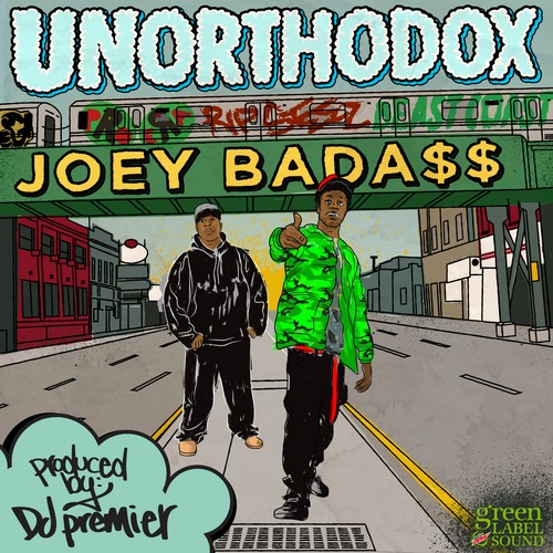 Joey Bada$$ - Unorthodox - prod. by DJ Premier (rhythm22 picture archives)