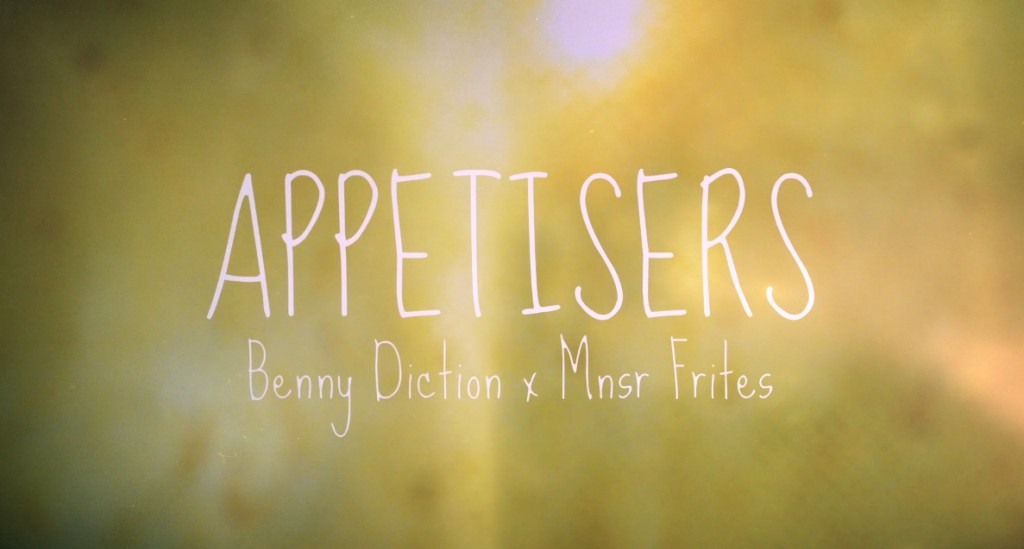 Benny Diction & Mnsr Frites - Appetisers (rhythm22 picture archives)