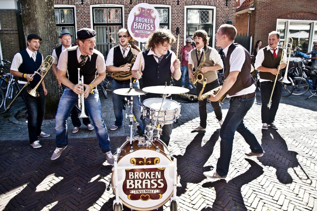 Broken Brass Ensemble (rhythm22 picture archives)
