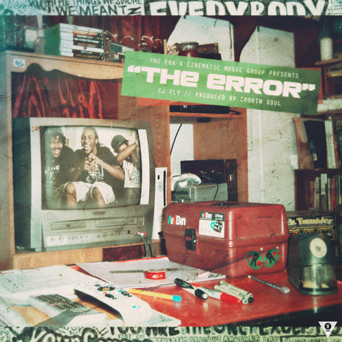 CJ Fly - The Error (rhythm22 picture archives)