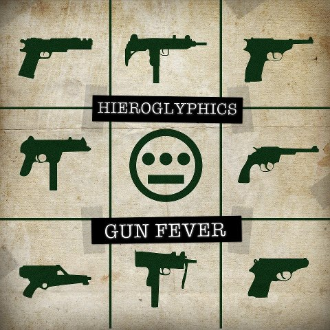 Hieroglyphics - Gun Fever (rhythm22 picture archives)