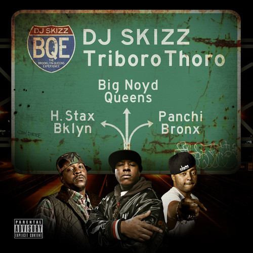 DJ Skizz f: Hannibal Stax, Big Noyd & Panchi- Triboro Thoro (rhythm22 picture archives)