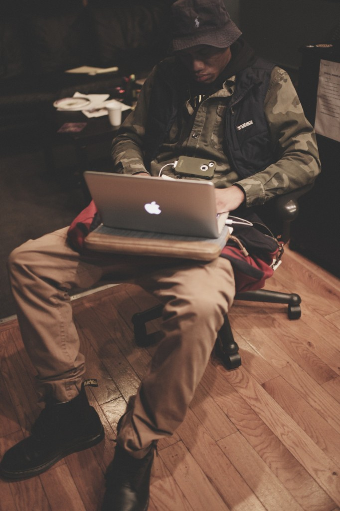Dessy Hinds - Pro Era (rhythm22 picture archives)