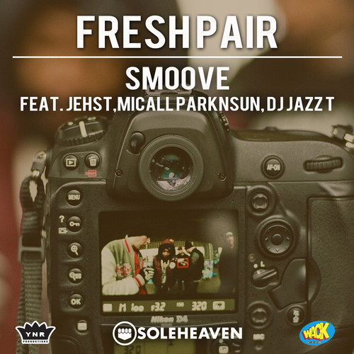 FRESH PAIR. SMOOVE feat. Jehst, Micall Parknsun & Dj Jazz T (rhythm22 picture archives)