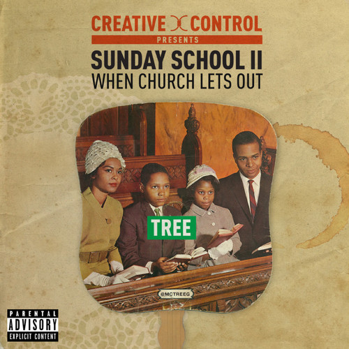 Tree - Sunday School II - When Church Lets Out (rhythm22 picture archives)
