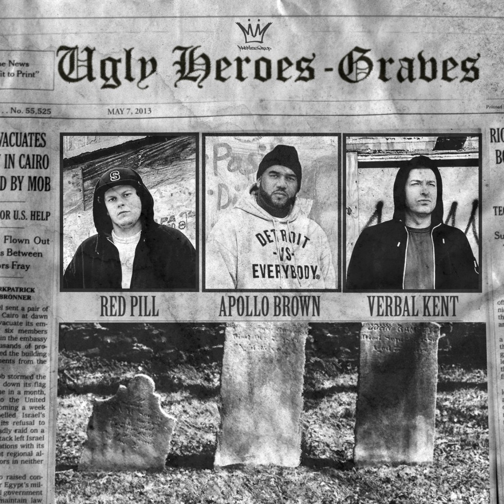 Ugly Heroes - Graves (rhythm22 picture archives)