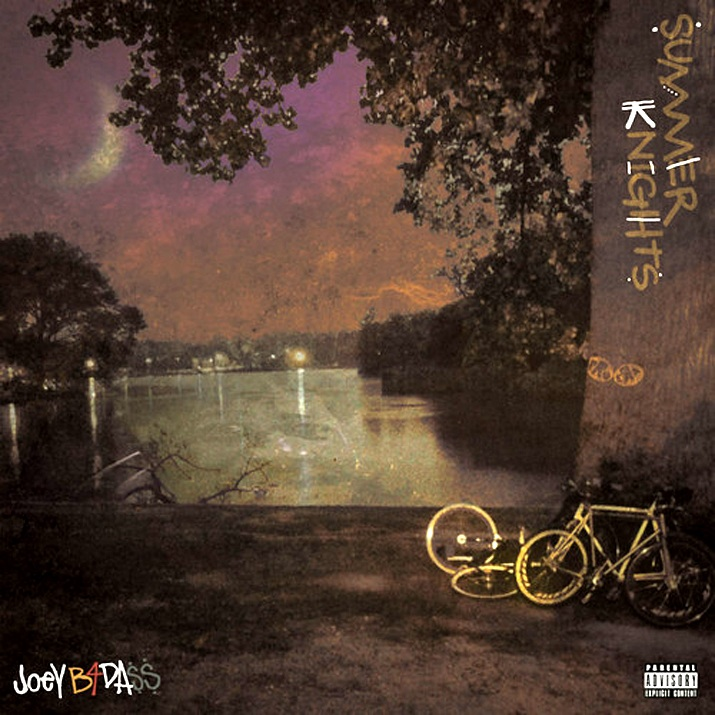 Joey Bada$$ - Summer Knights (rhythm22 picture archives)
