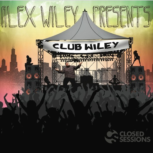 Alex Wiley - Club Wiley (rhythm22 picture archives)