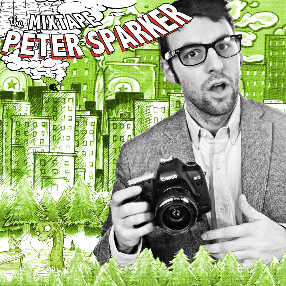 Spose - The Peter Sparker Mixtape (rhythm22 picture archives)