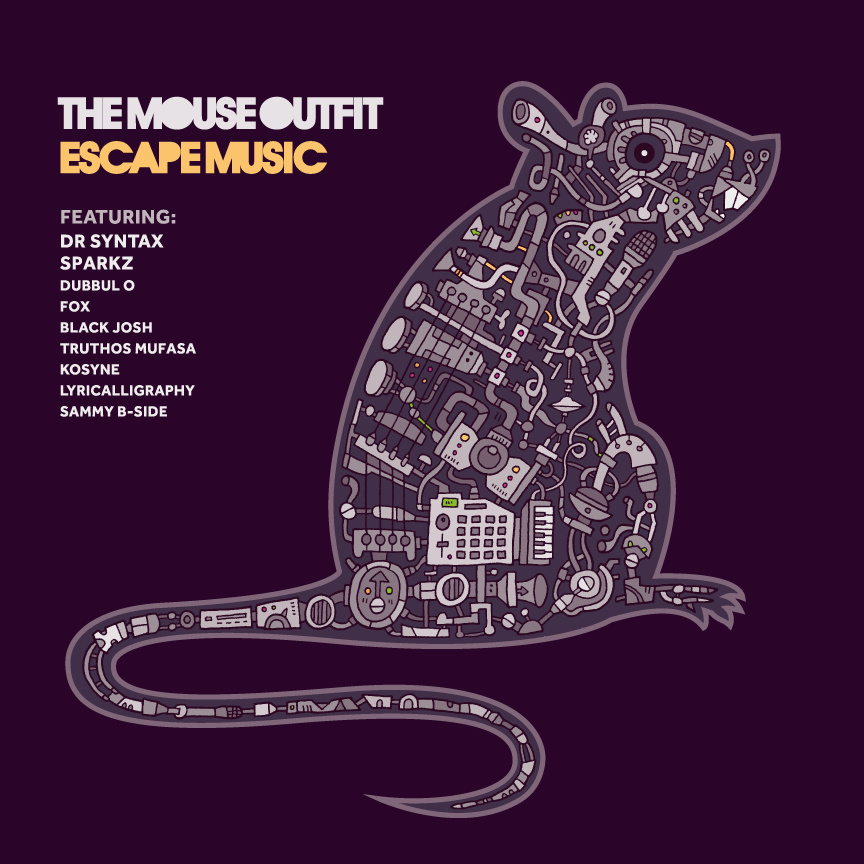 The Mouse Outfit - Escape music (rhythm22 picture archives)