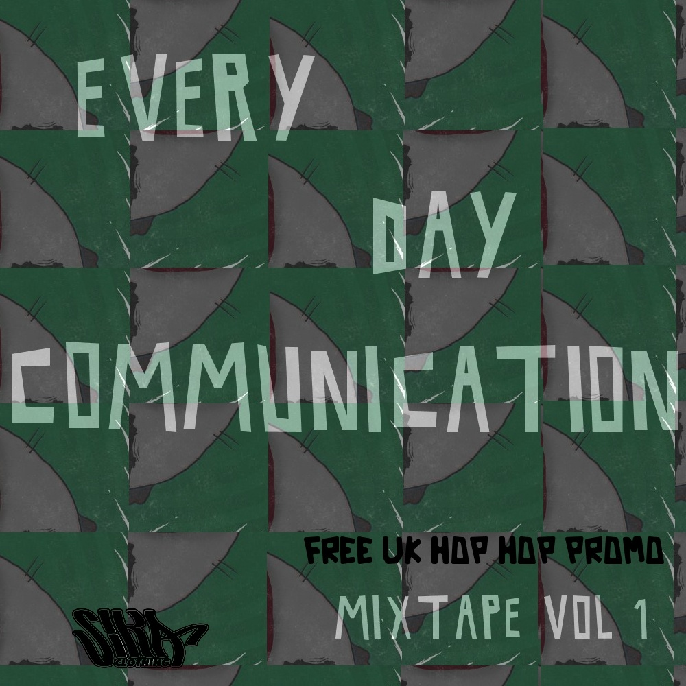 Thick Diction - Every Day Communication Mixtape Vol 1 (rhythm22 picture archives)