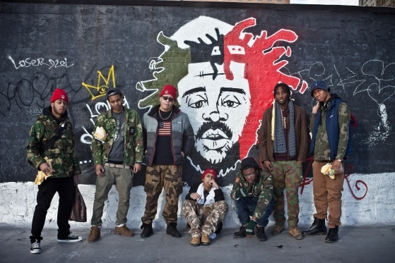 Joey Bada$$ & Pro Era – Like Water (rhythm22 picture archives)