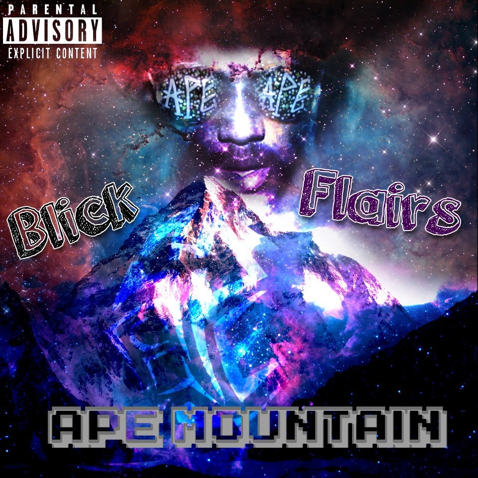 Blick Flairs Ape Mountain (rhythm22.com)