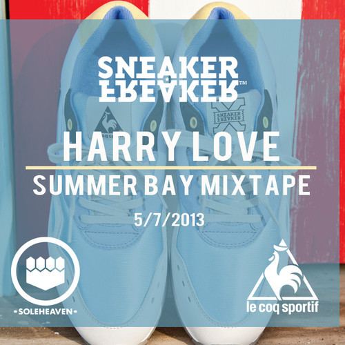 HARRY LOVE X SOLEHEAVEN SUMMER BAY MIXTAPE (rhythm22 picture archives)