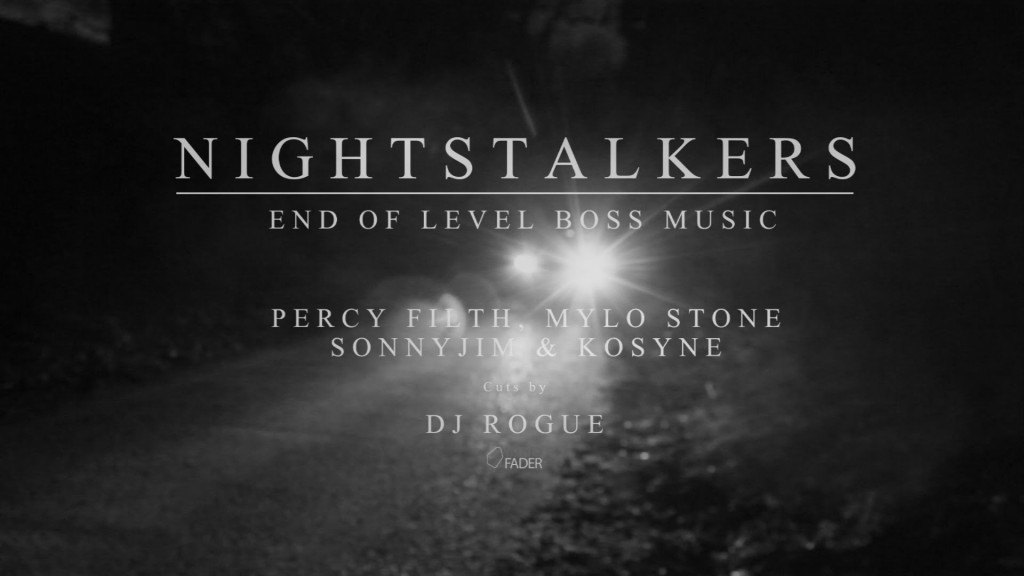 Percy Filth & Mylo Stone ft Sonnyjim, Kosyne & DJ Rogue - Nightstalkers (rhythm22 picture archives)