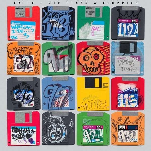 Exile-Zip-Disks-Floppies-Cover (rhythm22 picture archives)