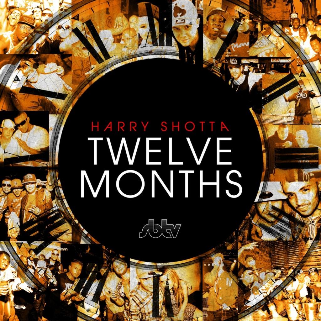 Harry Shotta - Twelve Months (rhythm22 picture archives)