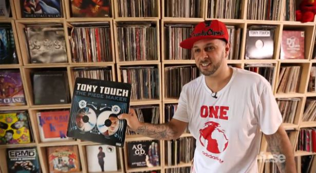 tony-touch-record-collection
