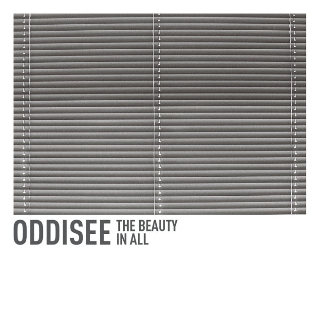 Oddisee - The Beauty In All (rhythm22 picture archives)