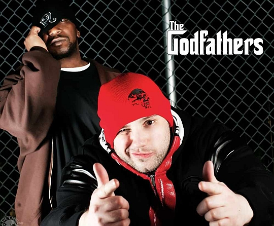 The Godfathers - Necro and Kool G Rap (rhythm22 picture archives)