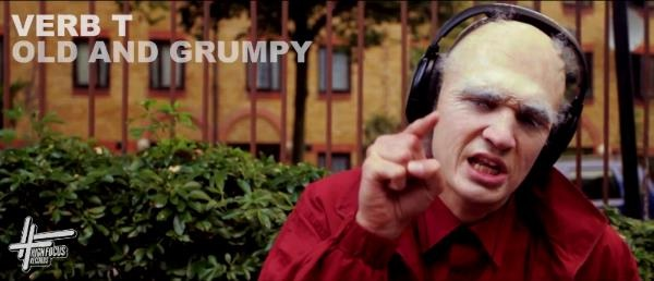 Verb T - Old and Grumpy (rhythm22 picture archives)