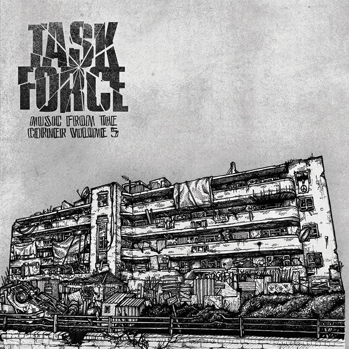 Task Force – Music From The Corner Vol. 5 (rhythm22 picture archives)