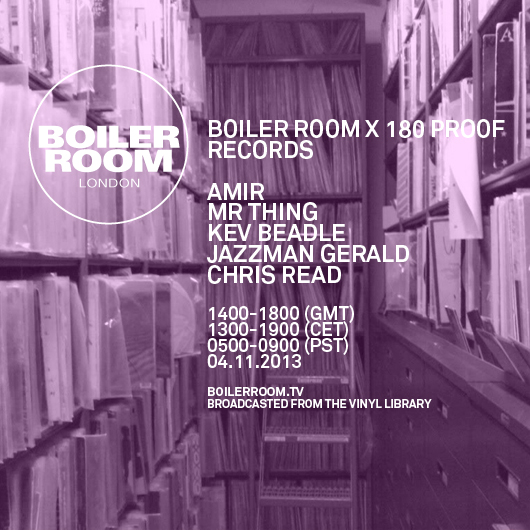 Mr Thing - Boiler Room LDN (rhythm22 picture archives)