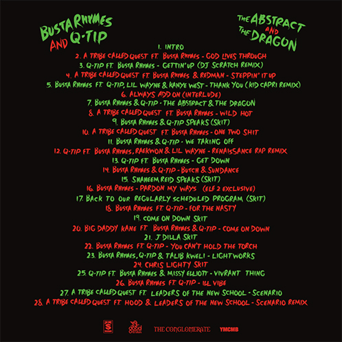 busta-rhymes-qtip-mixtape-tracklist (rhythm22 picture archives)