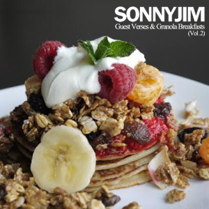 SonnyJim - Guest Verses & Granola Breakfasts volume 2 (rhythm22 picture archives)